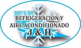AIRE ACONDICIONADO ;REFRIGERACIÓN Y CALEFACCIÓN