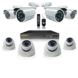 Seguridad Electronica y CCTV