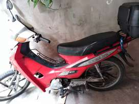 Vendo moto marca beta 110