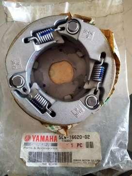 Yamaha automático