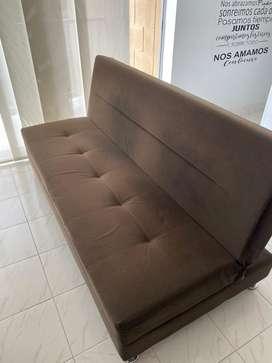 Mueble sofa cama