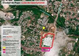 Terreno de Oportunidad - Puyo