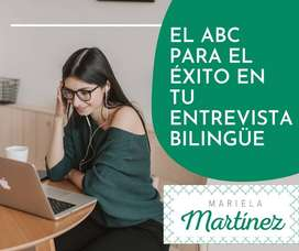El ABC para el Éxito de tu ENTREVISTA BILINGÜE