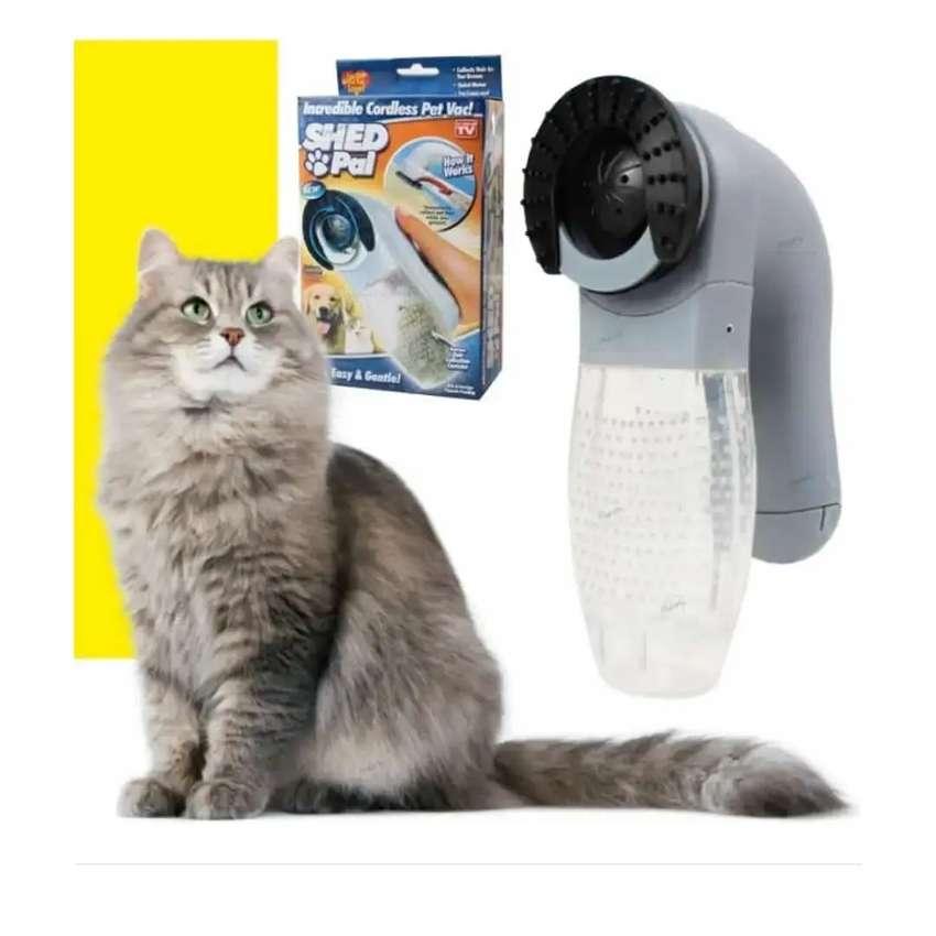 Aspiradora de Pelo y Motas para Mascotas Sin Maltrato (Perro y Gato)
