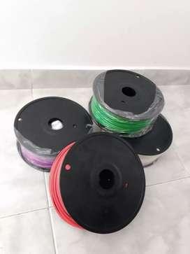 Filamento PLA 3 mm * 1,25 kilos