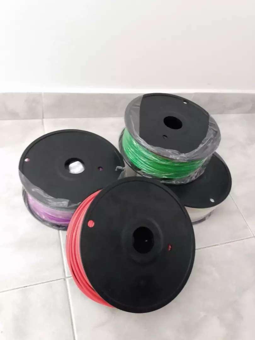 Filamento PLA 3 mm * 1,25 kilos 0
