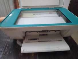 Impresora Hp y fotocopiadora. Sin uso alguno