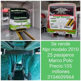 Npr2010 servicio especial