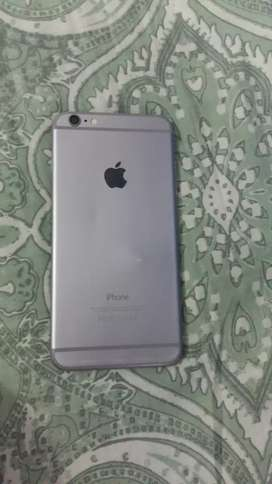 vendo iphone 6 plus de 64gb