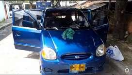 Vendo carro hyundai atos modelo 2000