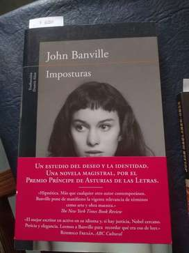 Imposturas. John Banville