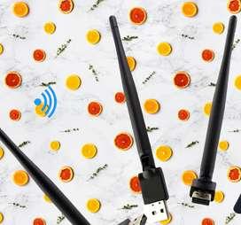 adaptador usb wifi de largo alacance.
