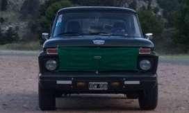 Ford F100 1967 de colección