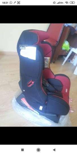 Silla de auto para bebes y niños