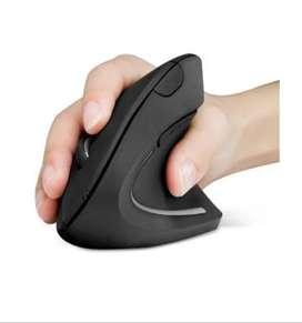 Mouse Vertical Ergonómico Óptico Inalambrico