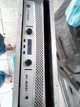 Amplificador CROWN xti 400
