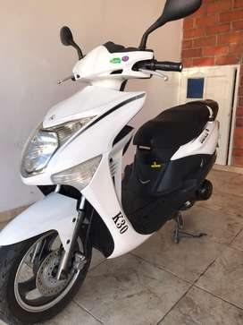 Vendo moto elctrica
