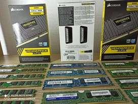 Memoria ram PC & Portátil DR2 DR3 DR4