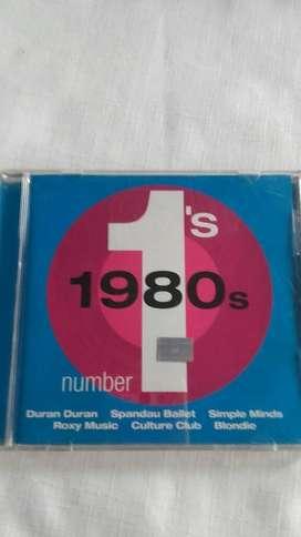 Compilado 80/90 Originales X Unidad