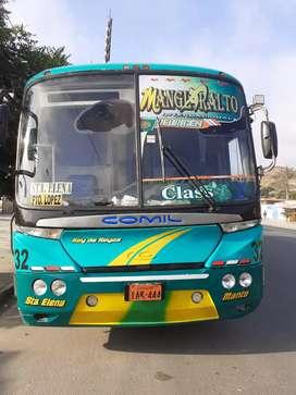 Bus interprovincial manglaralto.