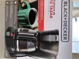 NUEVA!! Cafetera Black and Decker