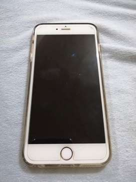 Vendo (no cambios) iPhone 6S Plus 64GB