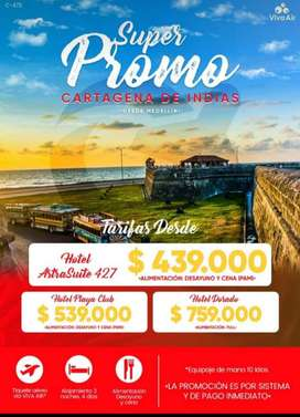 SUPER PROMO CARTAGENA