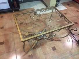 Mesa para centro de sala se vende