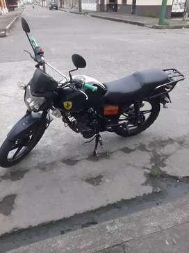Vendo moto sukida stiff 150