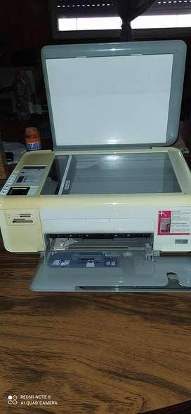 H.P. impresora multifuncion full!