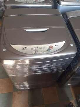 Vendo lavadora lg de 18 lbs funcional