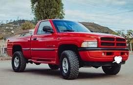 Flamante Dodge RAM 4x4 Modelo: 1998