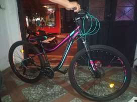 Bicicleta Dallas 27.5