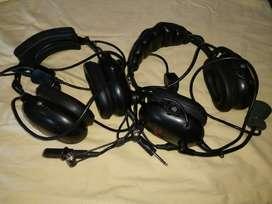Auriculares Fligtcom