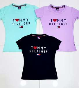 Camisetas para dama