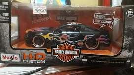 Ford Mustang GT 2008 Escala 1:24 Nuevo