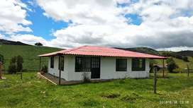Vendo o Arriendo casa lote en Villapinzon