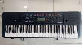 Organeta Yamaha Psr-e263 + Adaptador