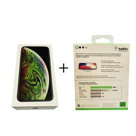 iPhone Xs Max 512 Gb Completo Apple 10/10 + Cargador Inalámbrico Belkin 10w (Carga rápida) - NEGOCIABLE
