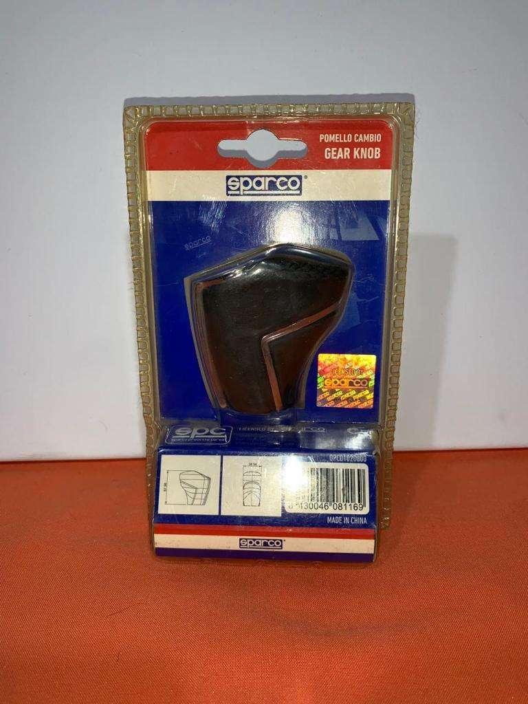Bocha/Palanca de Cambio SPARCO Classic NEGRA 0