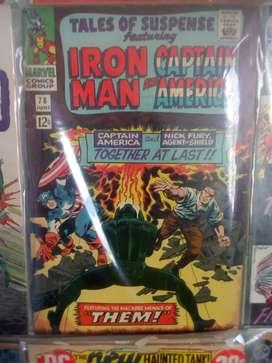 Tales of Suspense #78 (Jun 1966, Marvel)