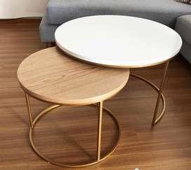 Hermosa mesa de centro