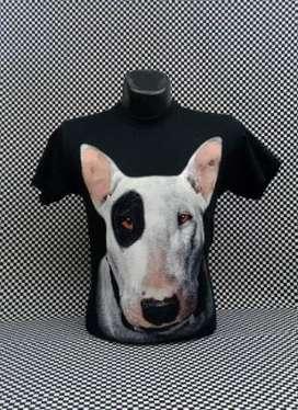 Camisas en Algodón Personalizadas