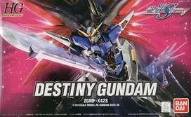 DESTINY GUNDAM HG 1/144