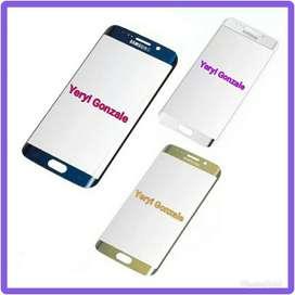 Vidrio Repuesto Samsung S6 Edge