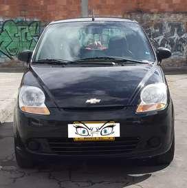 Chevrolet Spark modelo 2009 placa par