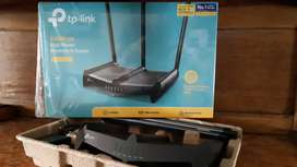 Router Tp Link 941hp 450 Mbps Wifi Rompemuros 9dbi