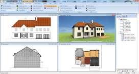 Diseño de Casas en 3D Ashampoo Home Design 5 –