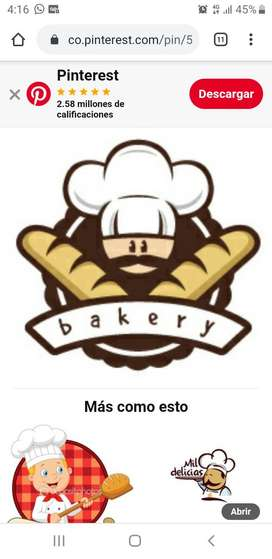 Se nesecita panadero(a) con experiencia