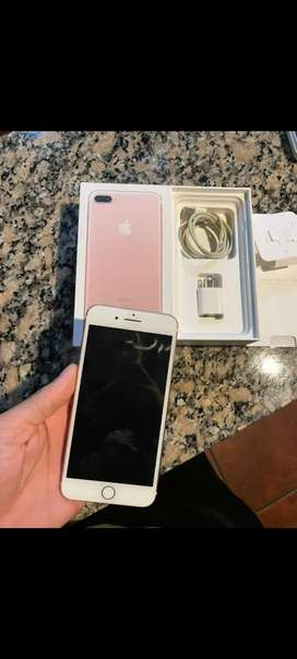 Iphone 7 plus, excelente condiciones
